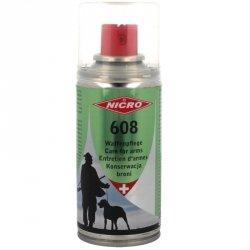 Preparat do konserwacji i czyszczenia broni (NICRO 608 150ml)