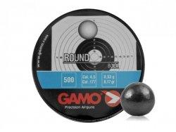 Gamo - Śrut kula Round 4,5mm 500szt.