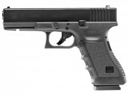 Glock - Wiatrówka G17 Blow-Back BB 4,5mm