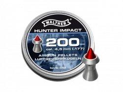 Walther - Śrut Hunter Impact 4,5mm 200szt.