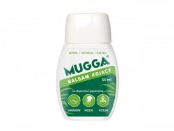 Balsam kojący Mugga na ukąszenia i poparz 50
