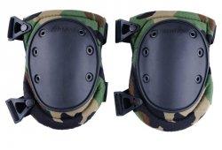 ALTA - Ochraniacze Kolan Flex - Woodland - 50413-08