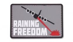 4TAC - Naszywka 3D - Raining Freedom