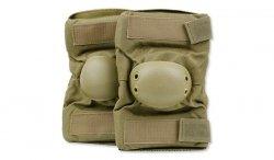 G&P - Ochraniacze Łokci - New Style - Coyote Brown