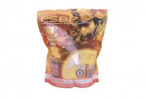 Kulki P.S.B.P G&G 0,25g 1kg pack BB