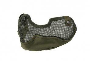 Maska  typu Stalker V3 - oliwkowa