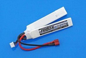 Akumulator Redox LiPo 850 mAh 11,1V 20C (rozdzielony)