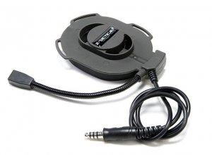 Z-Tactical - Zestaw słuchawkowy Bowman Elite II - FG