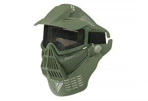 Pełna Maska Ultimate Tactical Guardian V2 - Olive