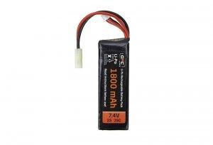GFC - Akumulator LiPo 7,4V 1800mAh 25C