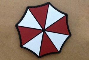 Naszywka 3D - Resident Evil Umbrella