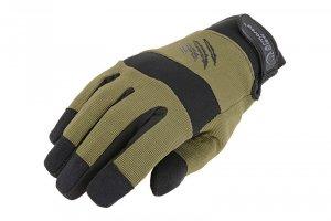 Rękawice taktyczne Armored Claw Shooter Cold Weather - oliwkowe