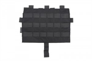 Panel molle do kamizelki taktycznej Jum Plate Carrier 2.0 - Czarny