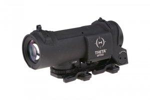 Theta - Replika lunety 1-4×32F - czarna