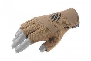 Rękawice taktyczne Armored Claw Shooter Cut - tan