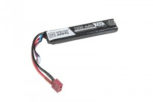 Specna Arms - Akumulator LiPo 7,4V 1200mAh 15C T-Connect