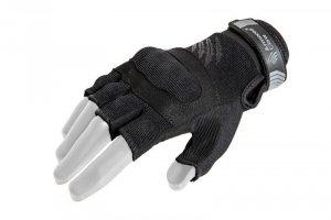 Rękawice taktyczne Armored Claw Shield Flex Cut Hot Weather - czarne