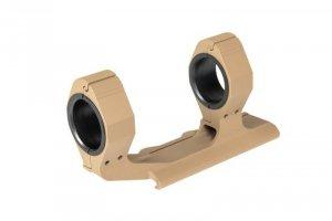 Montaż lunety 25.4-30mm Precision Ultralight 1 z libellą - Dark Earth