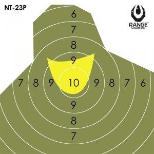 Tarcze Strzeleckie NT23P 50szt
