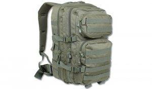Mil-Tec - Plecak Large Assault Pack - Zielony OD - 14002201