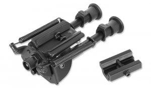 ASG - Dwójnóg Universal Bipod w. Rail Adaptor - 17424