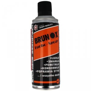 Brunox - Olej (TURBO-SPRAY 400ml)