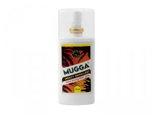 Repelent spray Mugga 50% DEET 75 ml