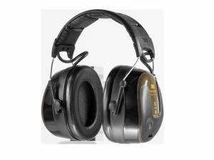Peltor - Aktywne ochronniki słuchu ProTac Shooter - czarno-oliwkowe