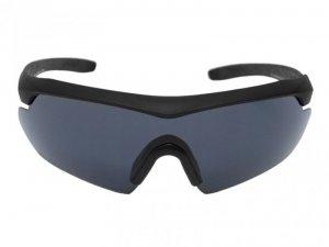 SwissEye - Okulary balistyczne Nighthawk - czarne