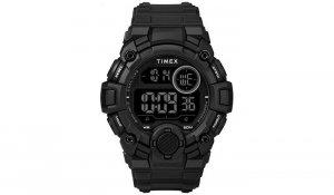 Timex - Zegarek A-Game DGTL Watch - Czarny - TW5M27400