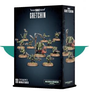 Warhammer 40K - Ork Gretchin