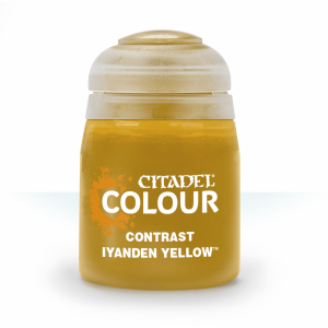 CITADEL - Contrast Iyanden Yellow 18ml
