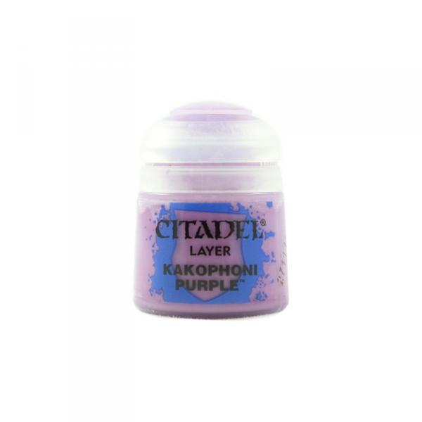 CITADEL - Layer Kakophoni Purple 12ml