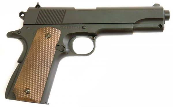 Well - Replika M1911A1 FULL METAL