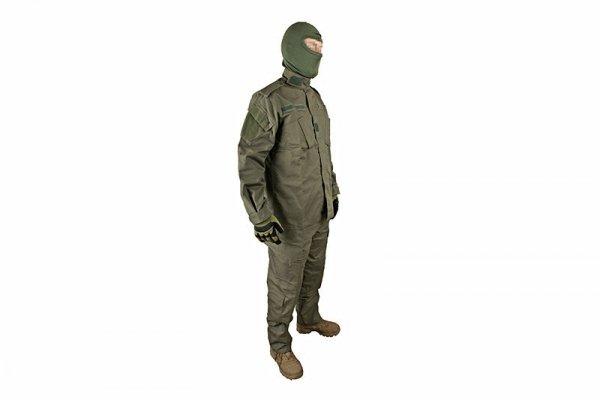 Komplet mundurowy typu ACU - oliwkowy