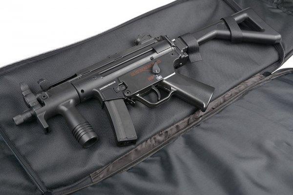 Pokrowiec na broń 120cm - czarny
