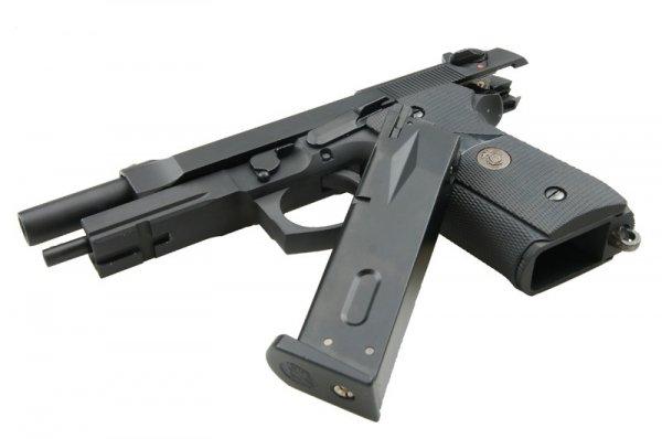 WE - Replika M9A1 - czarna
