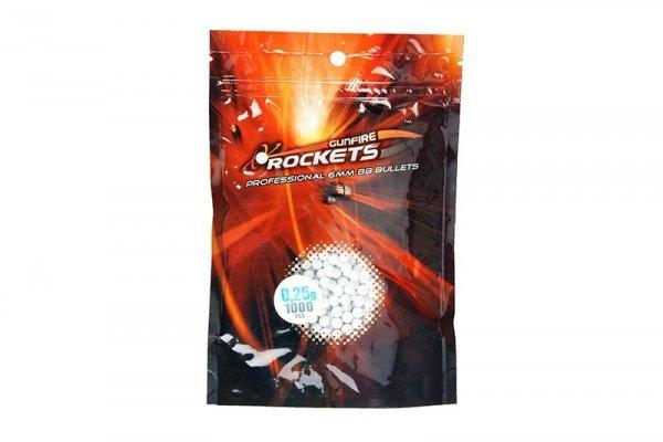 Rockets - Kulki 0,25g 1000szt.