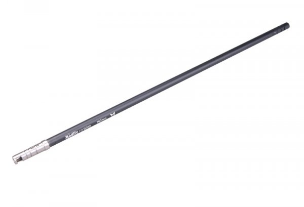 Modify - Hybrid - Lufa precyzyjna 6,03/363mm + gumka Hop-Up