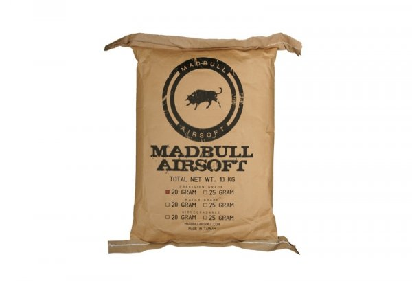 MadBull - Kulki 0,20g 10kg