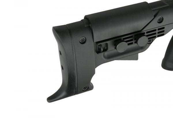 Replika karabinu snajperskiego MB11D z lunetą i dwójnogiem
