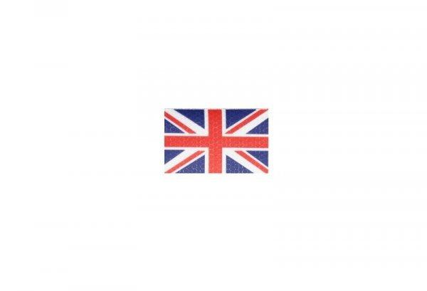 Naszywka IR - Flaga UK - full color