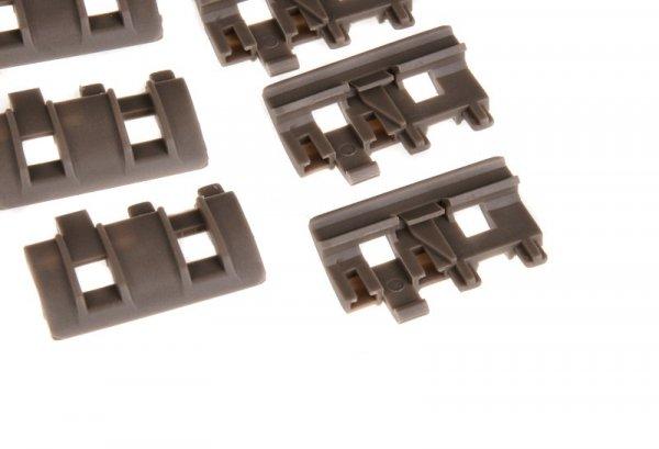 Element - Panele na szynę RIS typu XTM