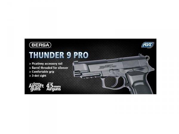 ASG - Replika CO2 Bersa Thunder 9 PRO