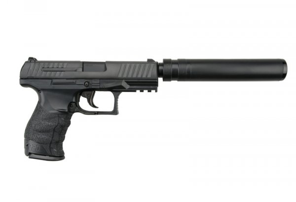 Umarex - Replika Walther PPQ Navy - sprężynowa