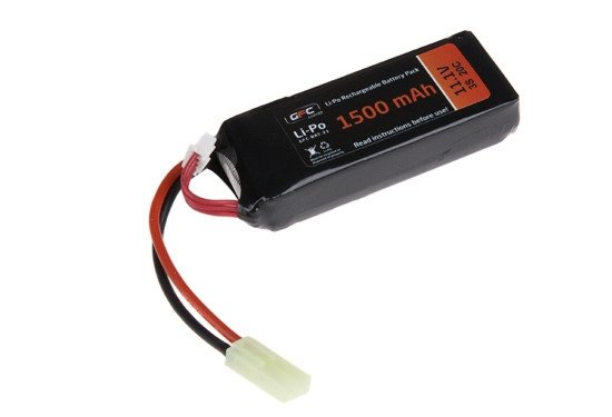 GFC - Akumulator LiPo 11,1V 1500mAh 20C
