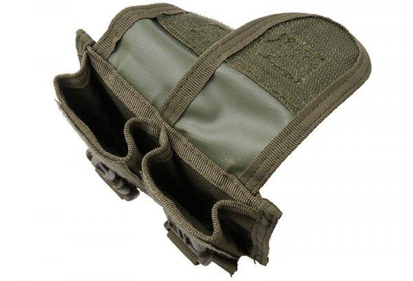 Podwójna ładownica na granaty  - oliwkowa