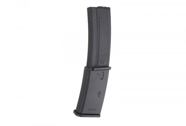 Well - Magazynek Hi-Cap na 145 kulek do MP7
