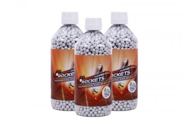 Rocket - Kulki 0,23g 3000szt.