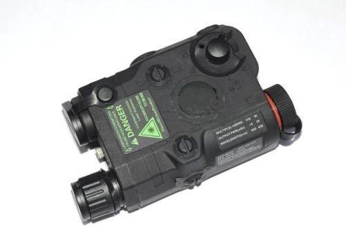 Pojemnik na akumulator AN/PEQ 15 -  czarny